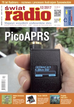 PicoAPRS in Swiat Radio 12 2017